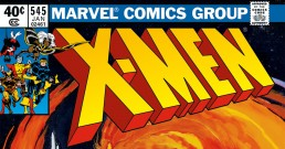 X-Men Chronicles Cockrum OG