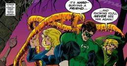 Green Lantern 104 Cover