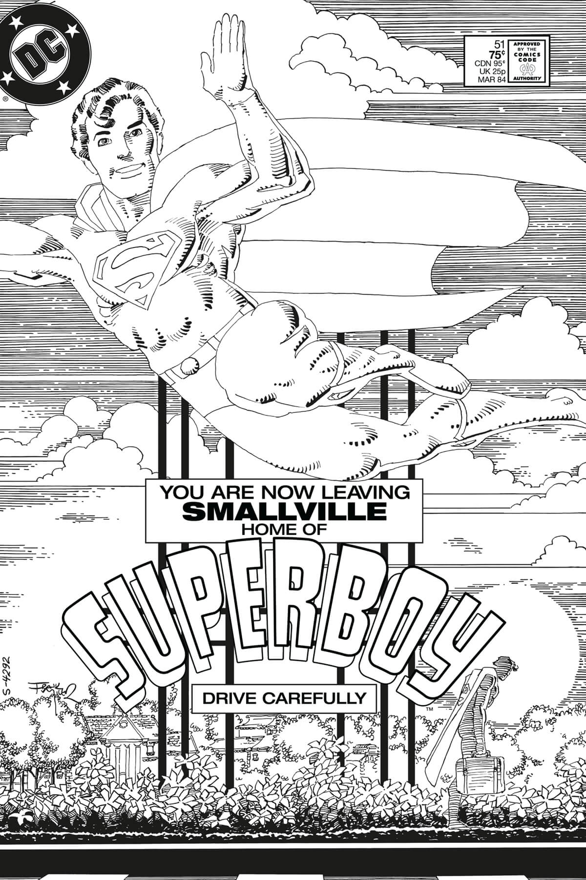 Comic book logos and lettering by Scott Dutton