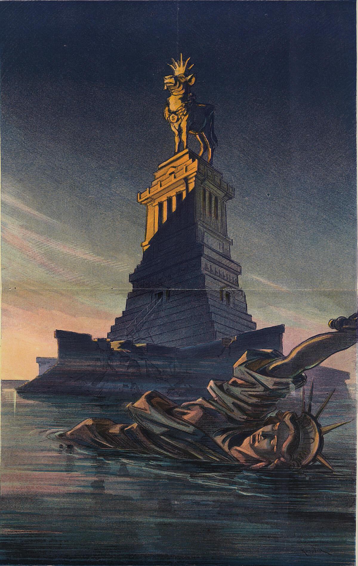 Trump's America by Udo Keppler