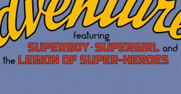 Legion Of Super Heroes Logo OG