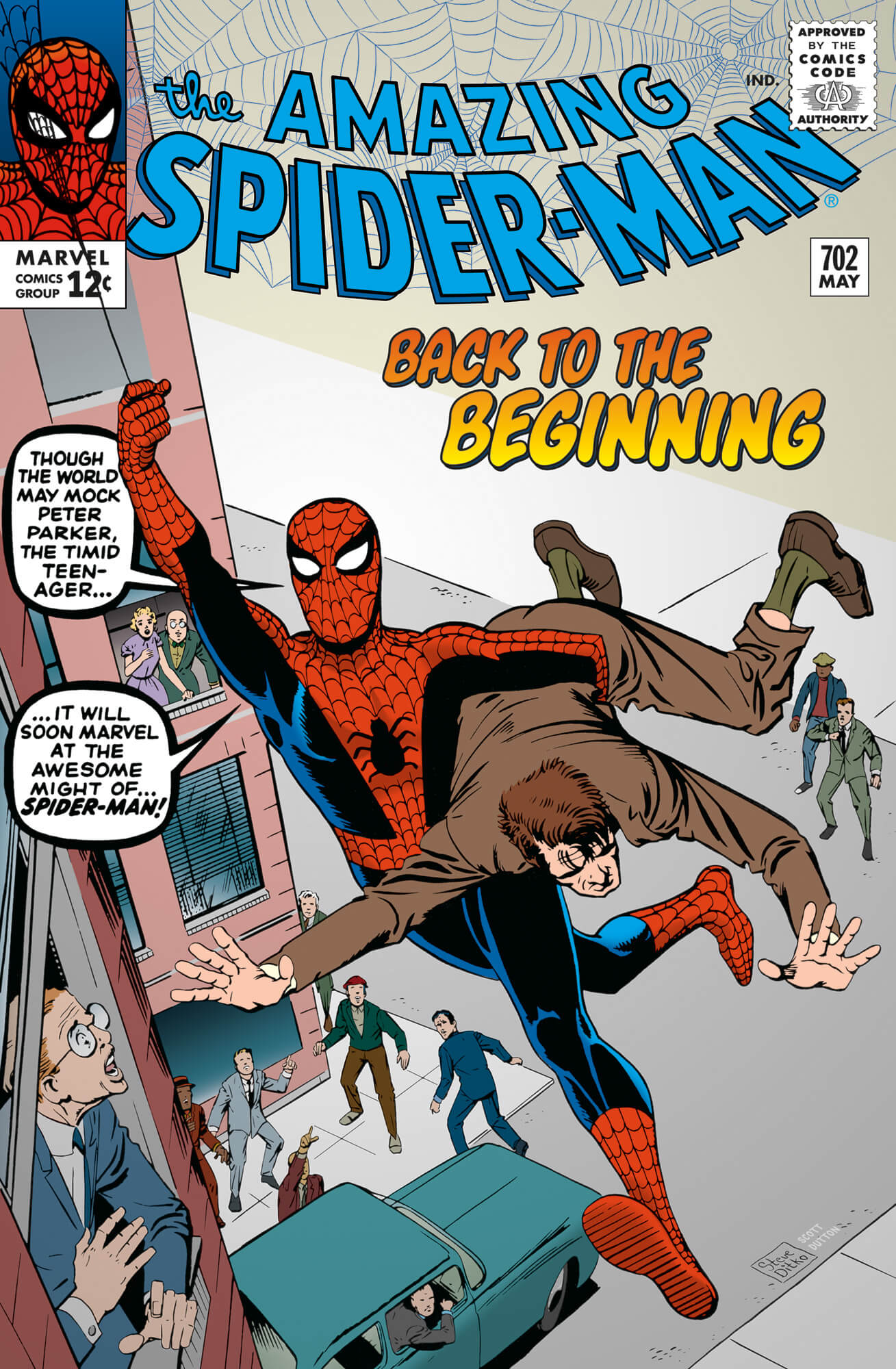 Amazing Spider-Man #702