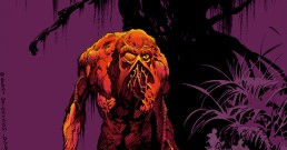Bernie Wrightson Colour the Creature OG