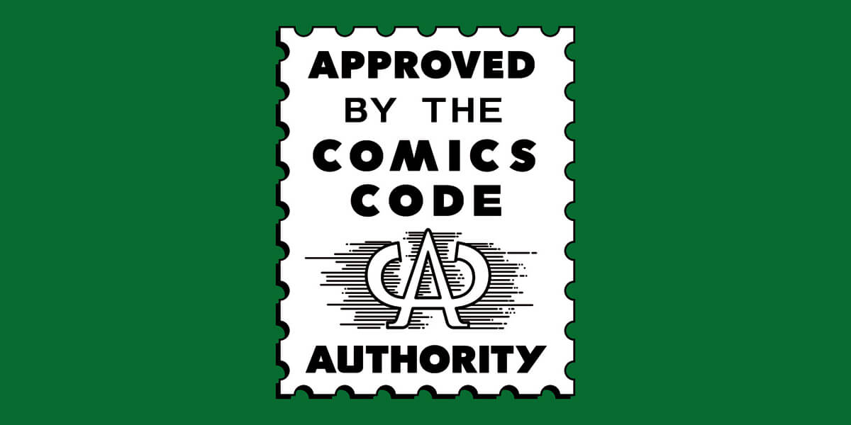 The Comics Code Authority Logo