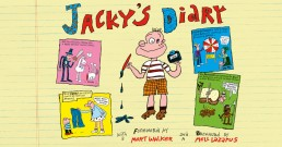 Jackys Diary Cover OG