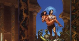 Michael Whelan John Carter Of Mars Covers OG