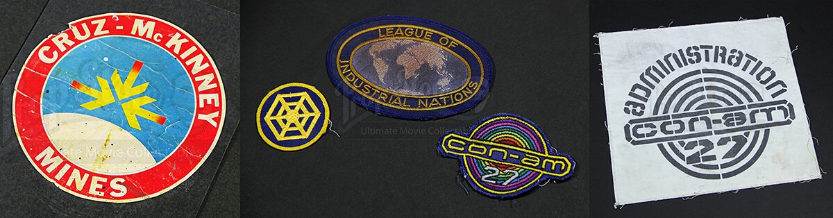 Outland Sticker and Patches