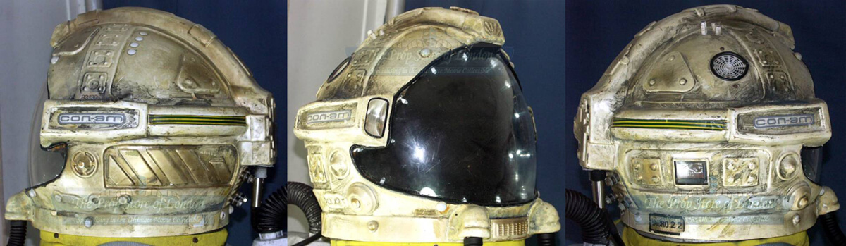Outland Suit Helmets