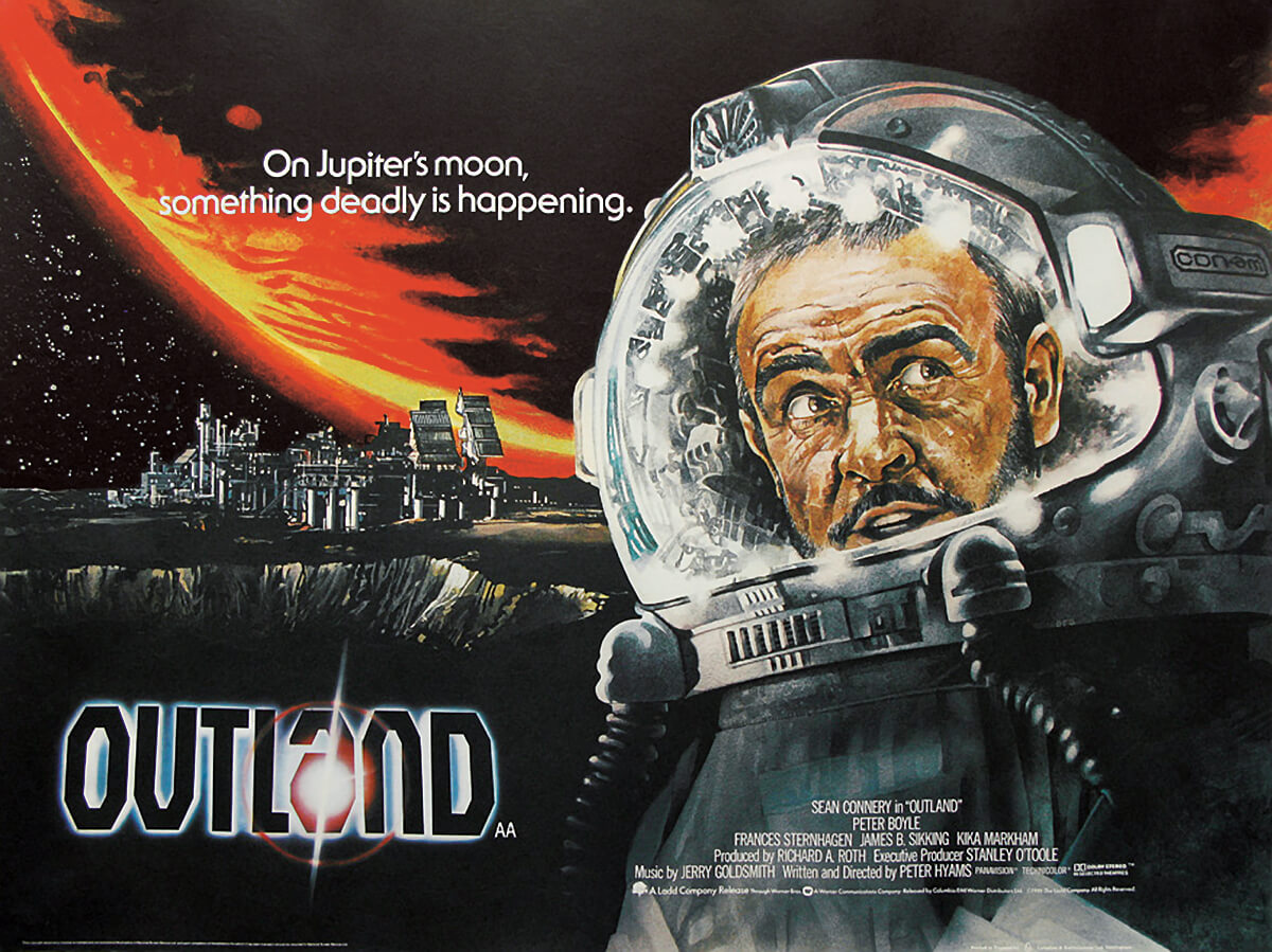 Outland Movie Poster