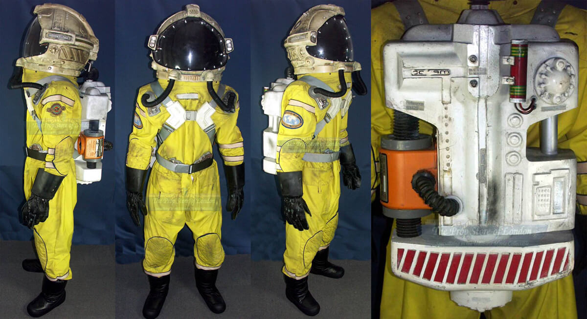 Outland Space Suit