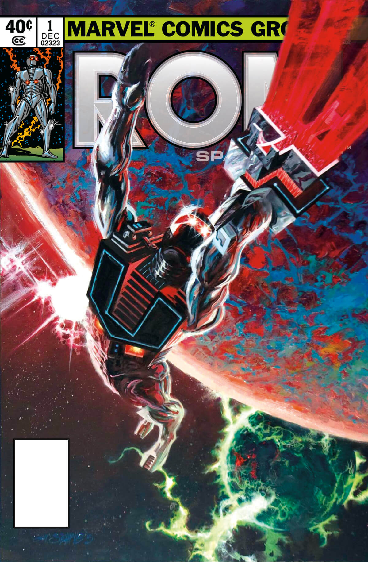 Marvel Comics ROM by Jeff Slemons
