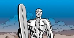 Silver Surfer FF55 OG