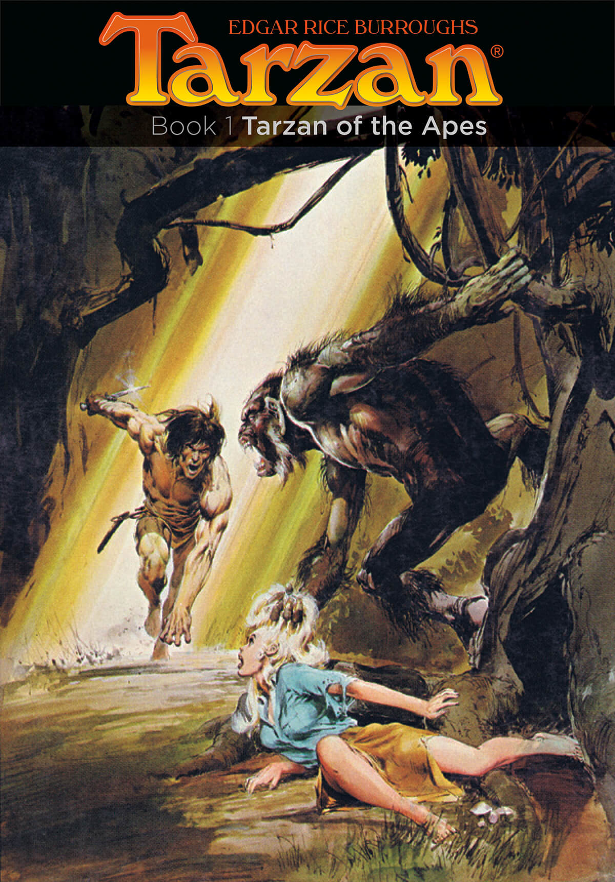 Tarzan Ebook Covers 1