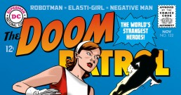 Doom Patrol Chris Samnee OG