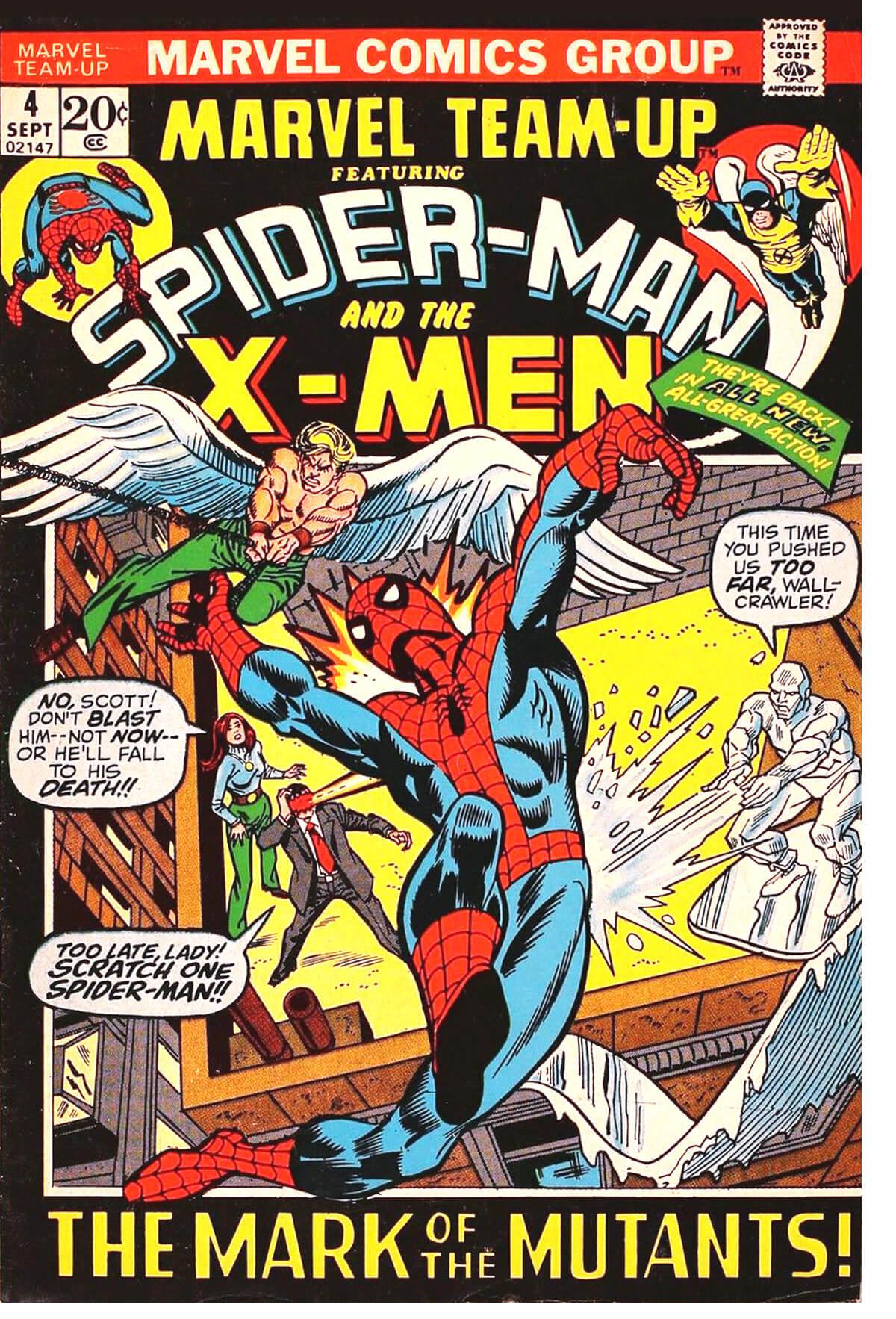 Marvel Team-Up No. 4