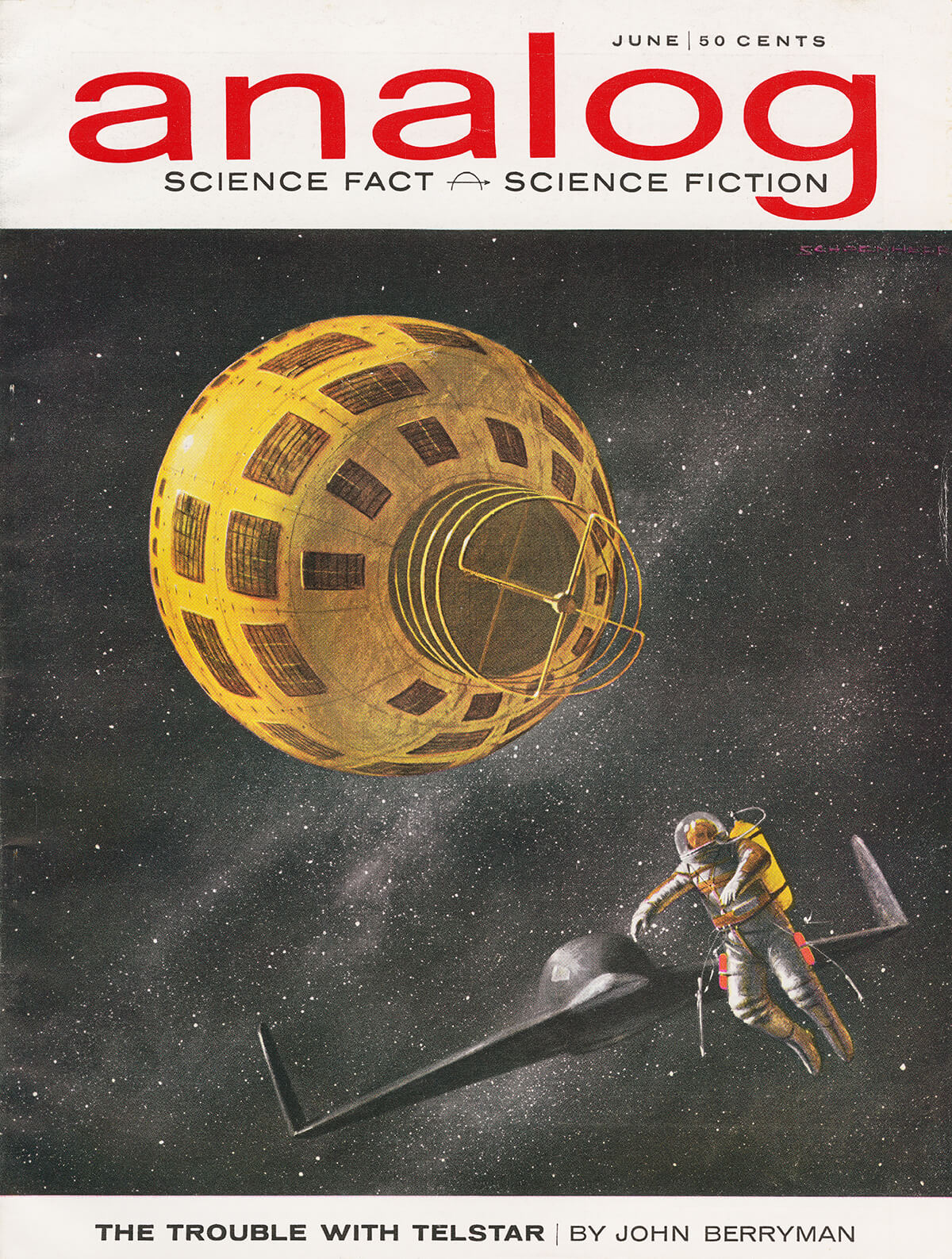 Analog Science Fiction Sep 1963