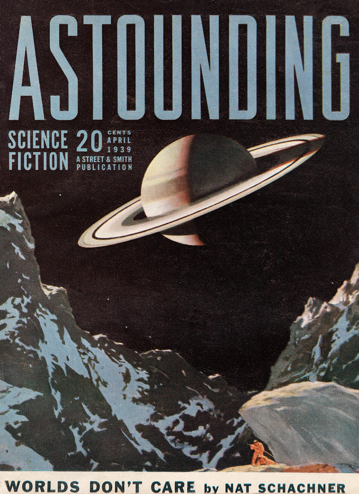 Astounding Science Fiction Apr 1939