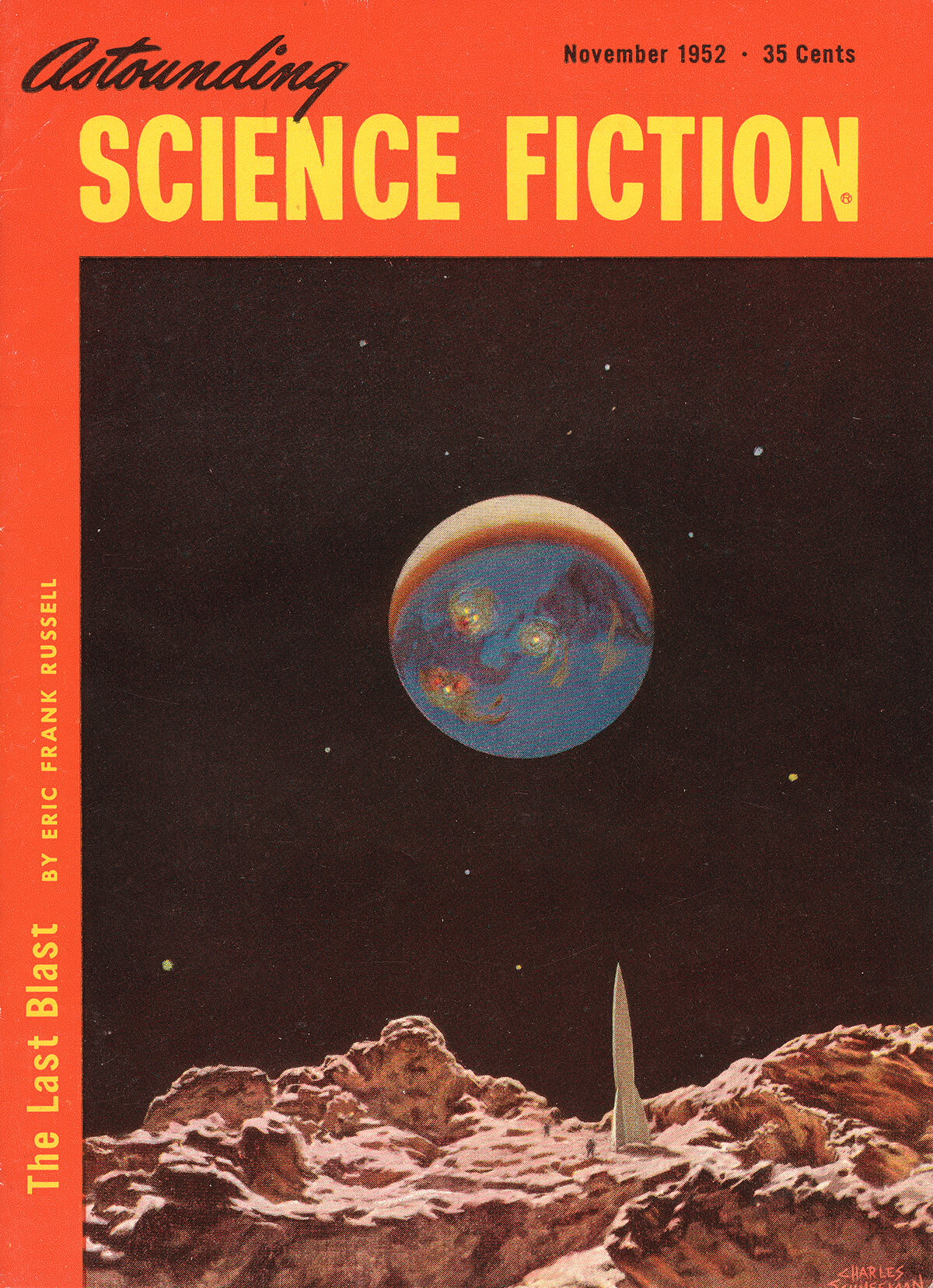 Astounding Science Fiction Nov 1952