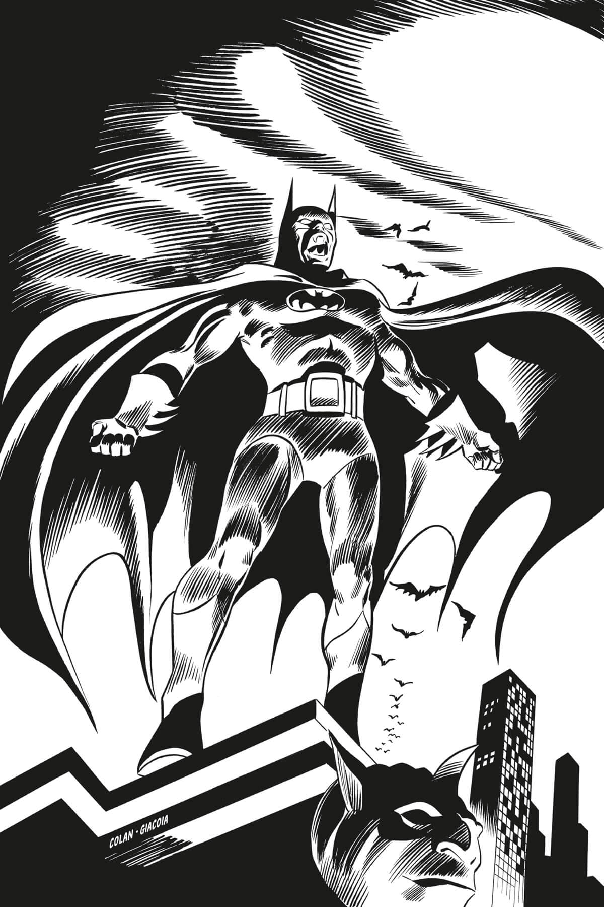 Batman 351 by Gene Colan and Frank Giacoia