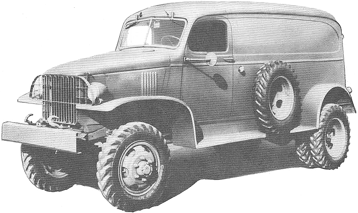 Chevrolet G7105 Illustration