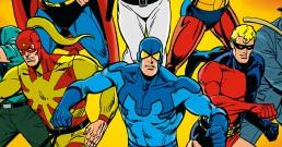 Comics Cavalcade Weekly OG