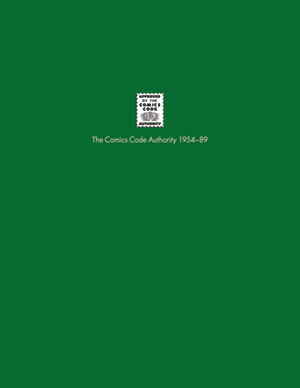 Comics Code Authority 1954–89