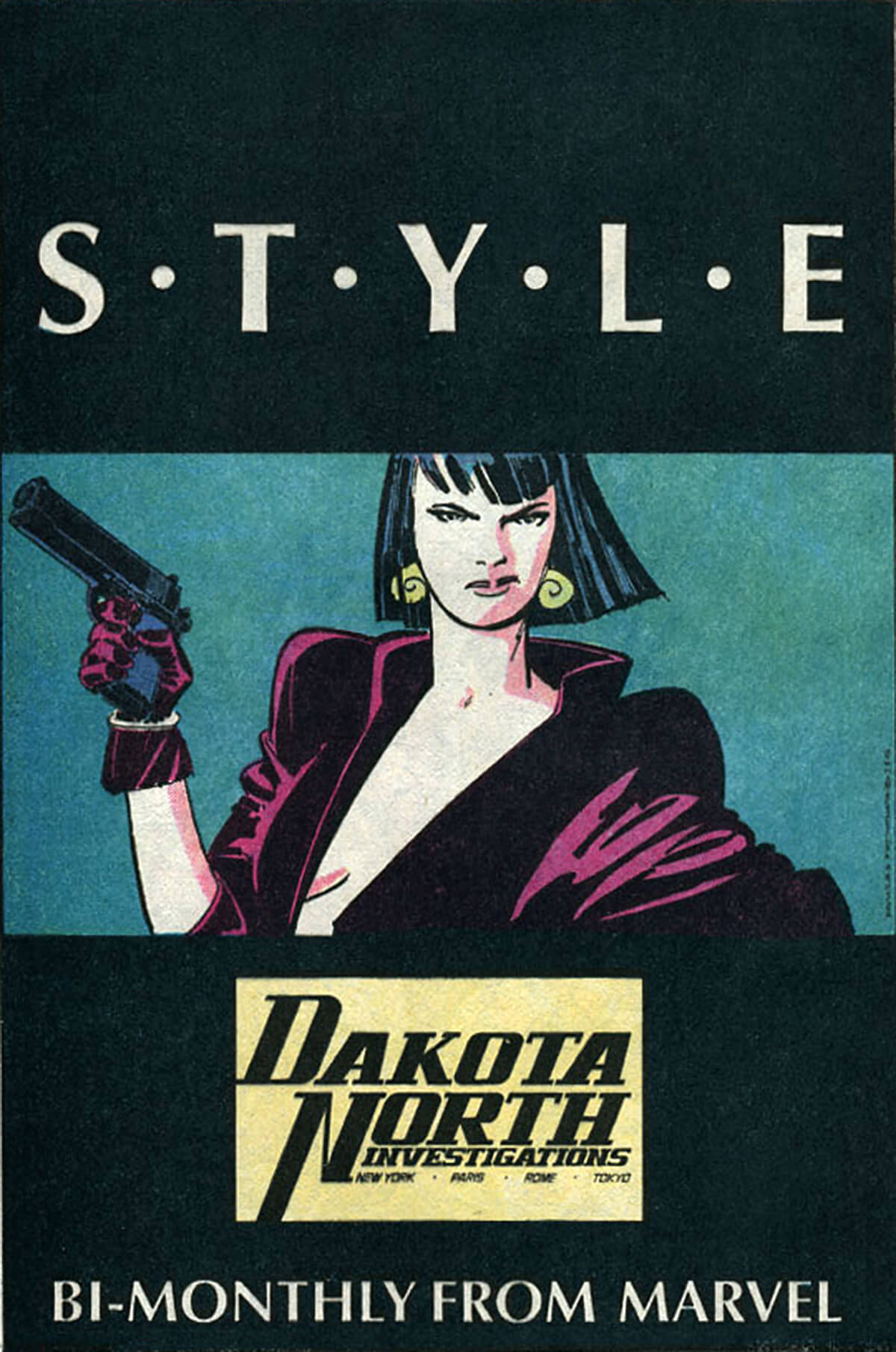 Dakota North Style by Tony Salmons
