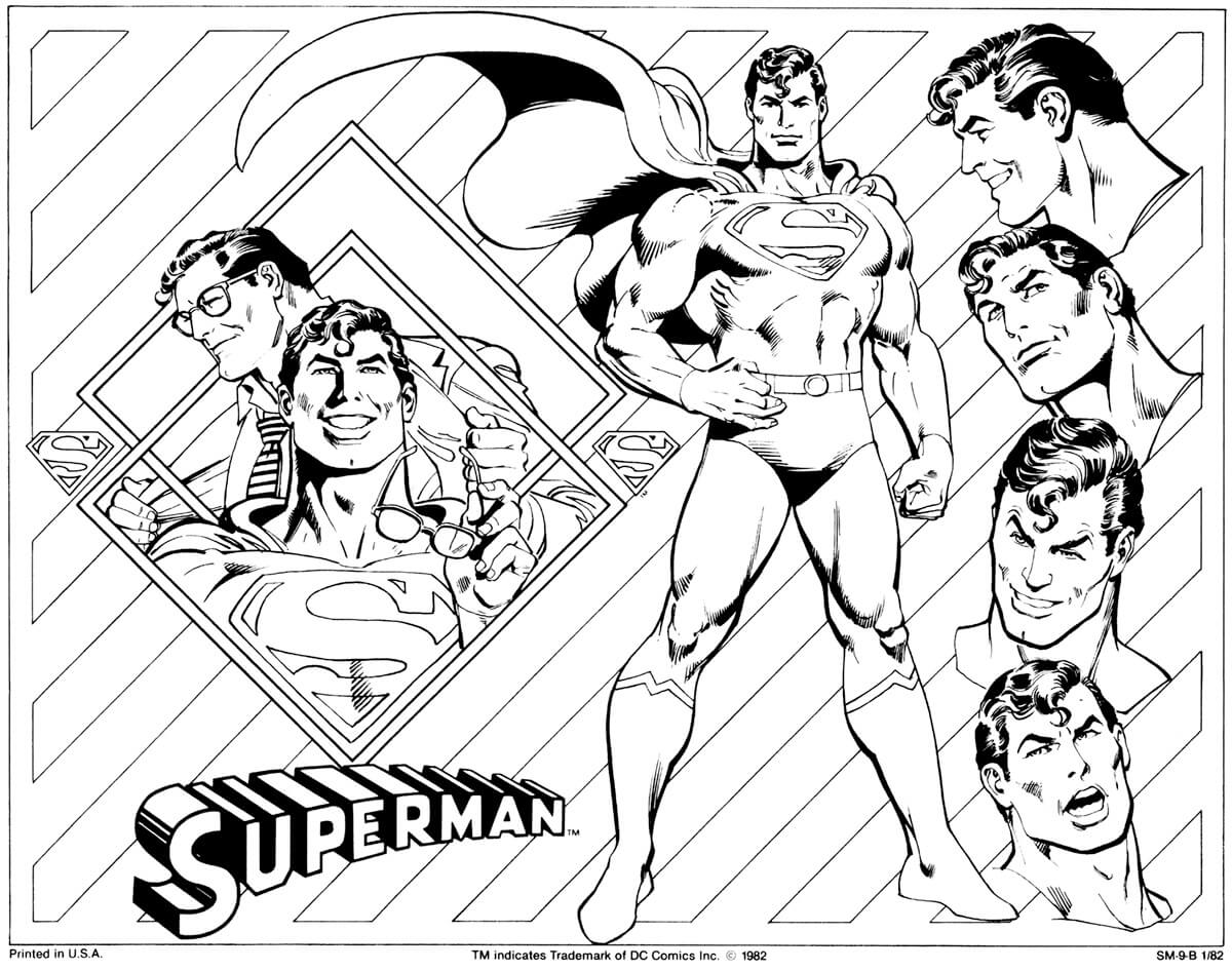 Superman by Jose Luis Garcia-Lopez and Dick Giordano
