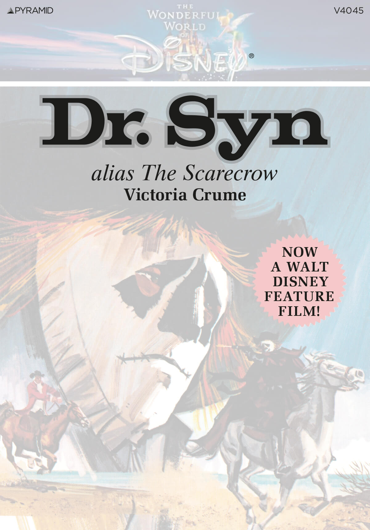 Disney's Dr. Syn alias The Scarecrow