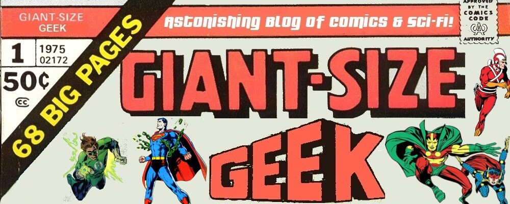 Giant-Size Geek Banner by Richard Guion