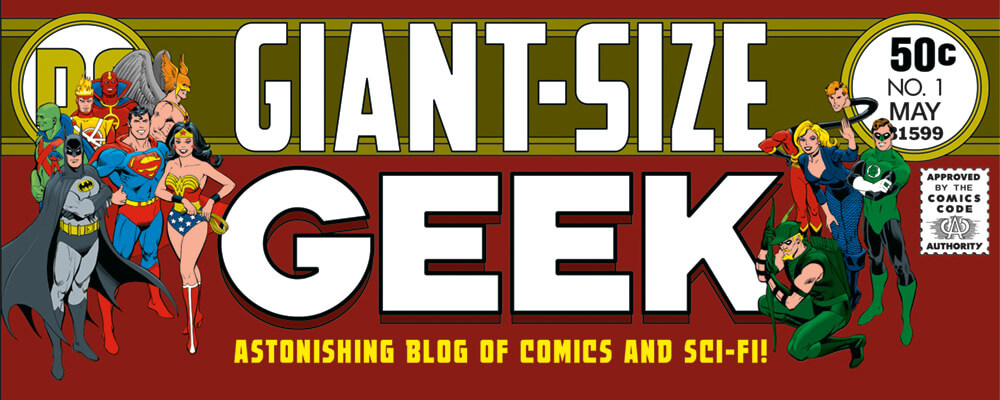 Giant-Size Geek Banner by Scott Dutton