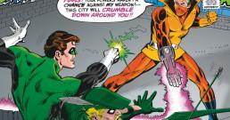 Green Lantern 114 Cover OG