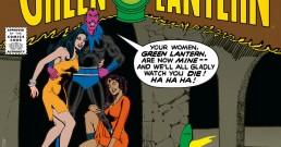 Green Lantern 124 Cover Giordano OG