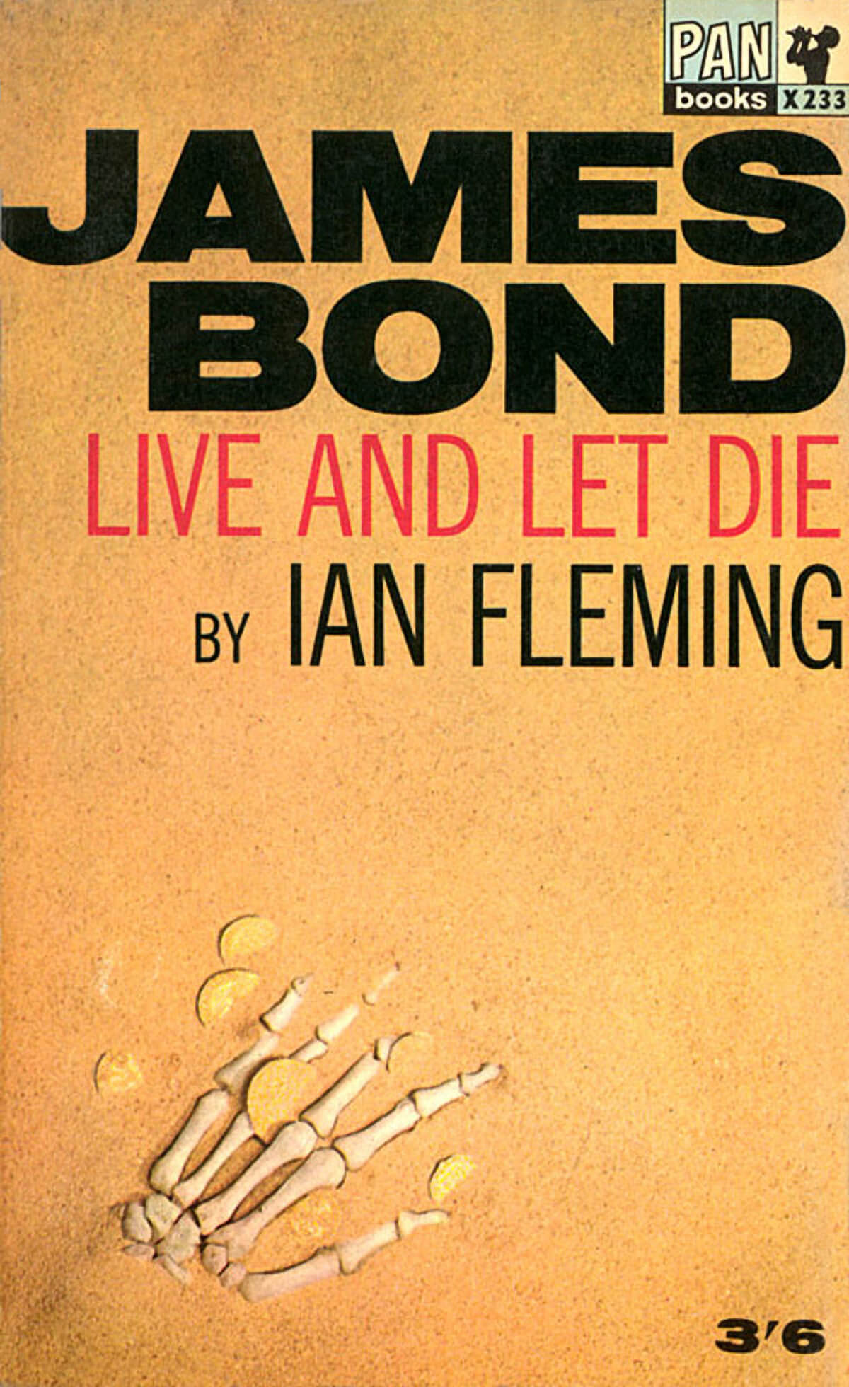 James Bond : The 1960s Pan Covers and Raymond Hawkey