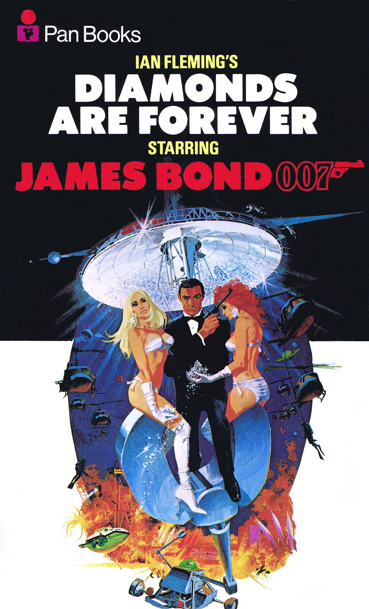 Diamonds are Forever by Ian Fleming