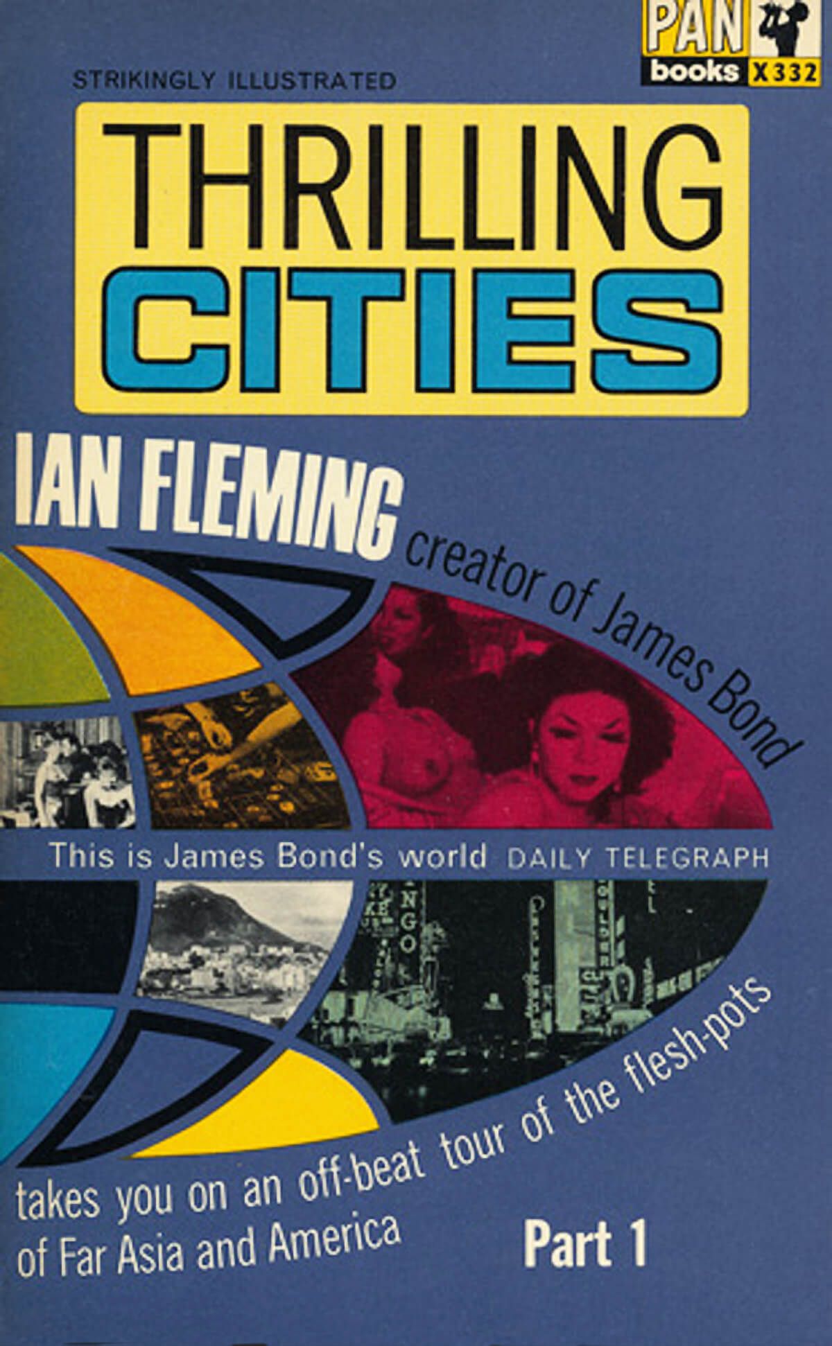 Thrilling Cities Part One by Ian Fleming
