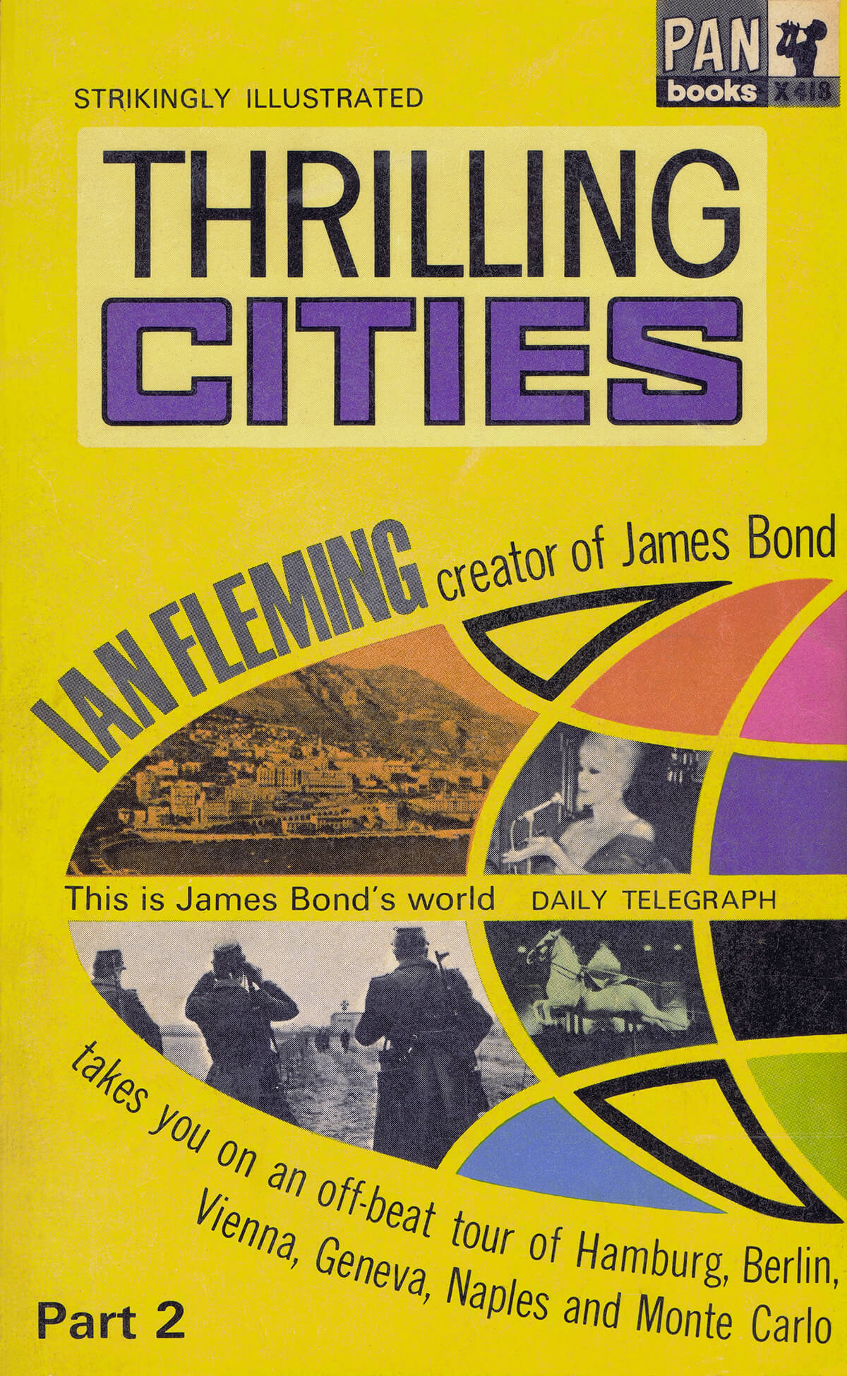 Thrilling Cities Part Two by Ian Fleming