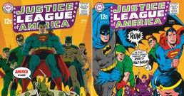 Justice League Of America 66 Cover OG