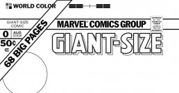 Giant-Size Marvel Template