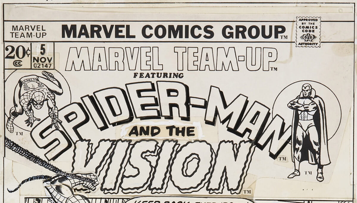 Marvel Team-Up 4