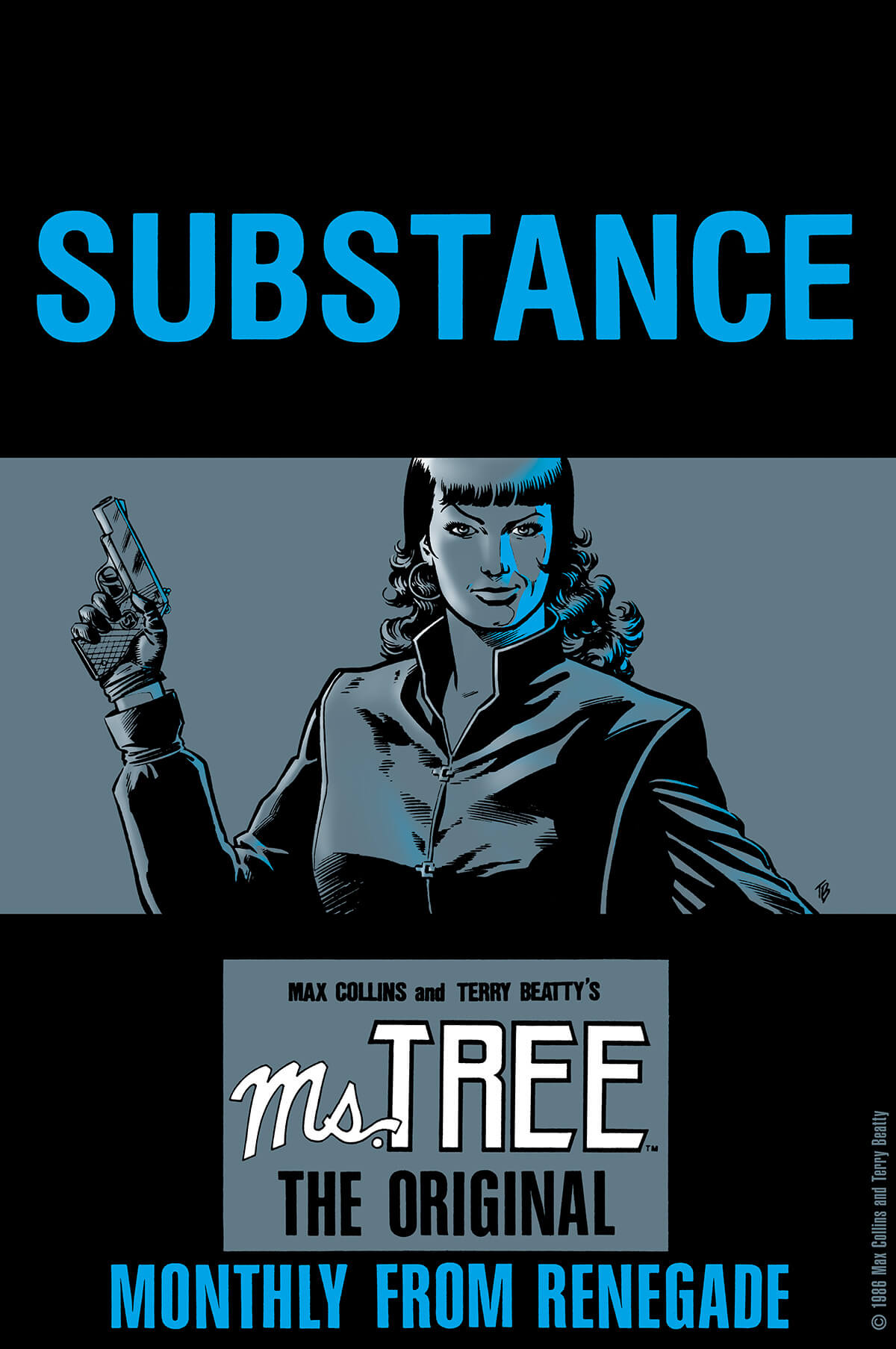 Ms. Tree by Max Allan Collins and Terry Beatty
