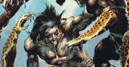 Neal Adams Tarzan Covers OG
