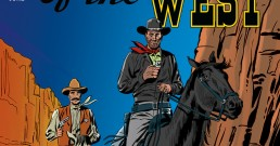 Outlaws Of The West 15 Cover OG