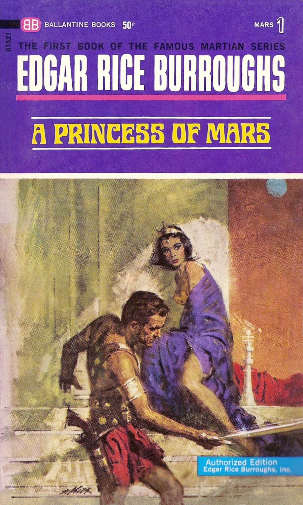 Robert K Abbett Jcom 1 A Princess Of Mars