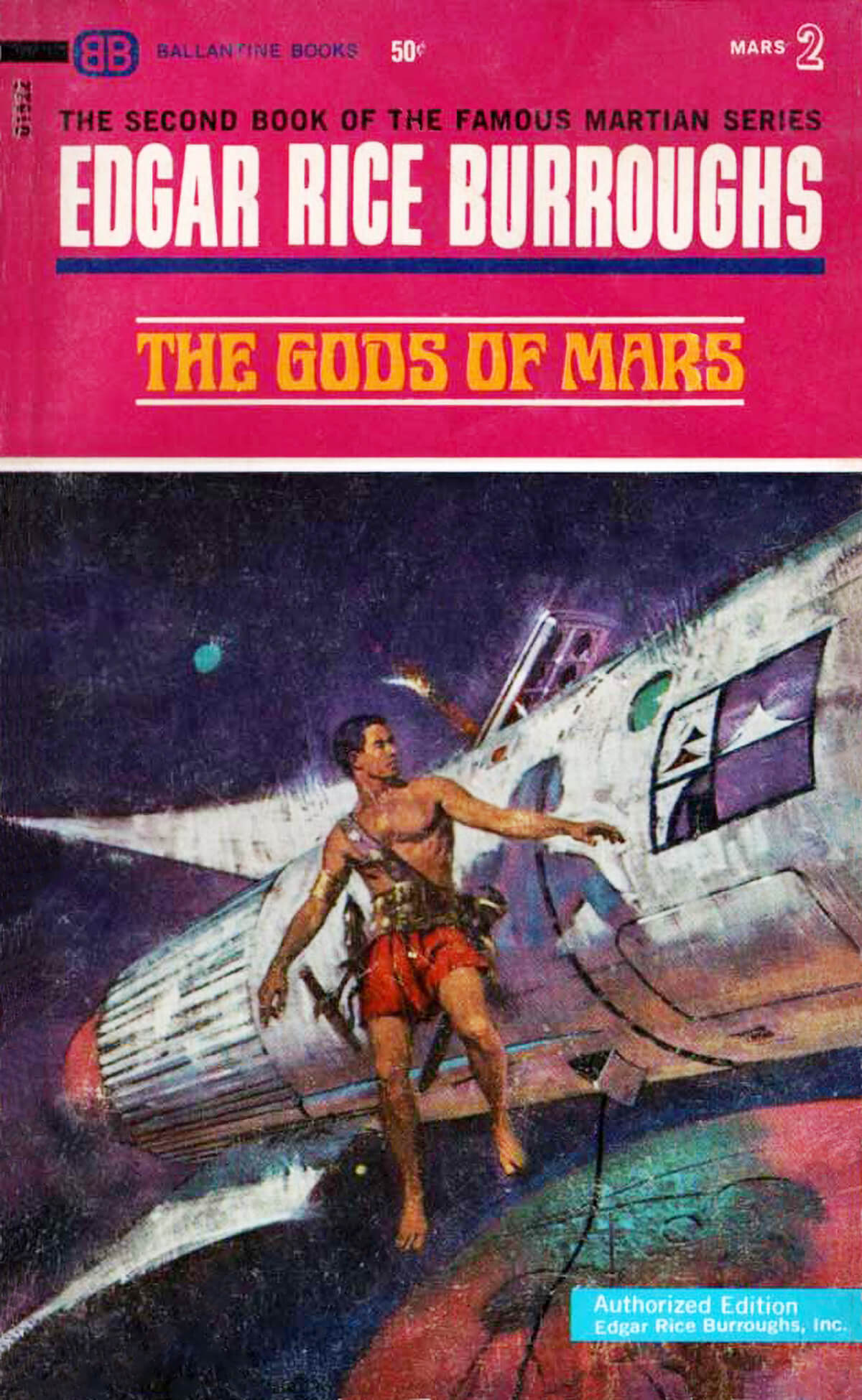 Robert K Abbett Jcom 1 The Gods Of Mars