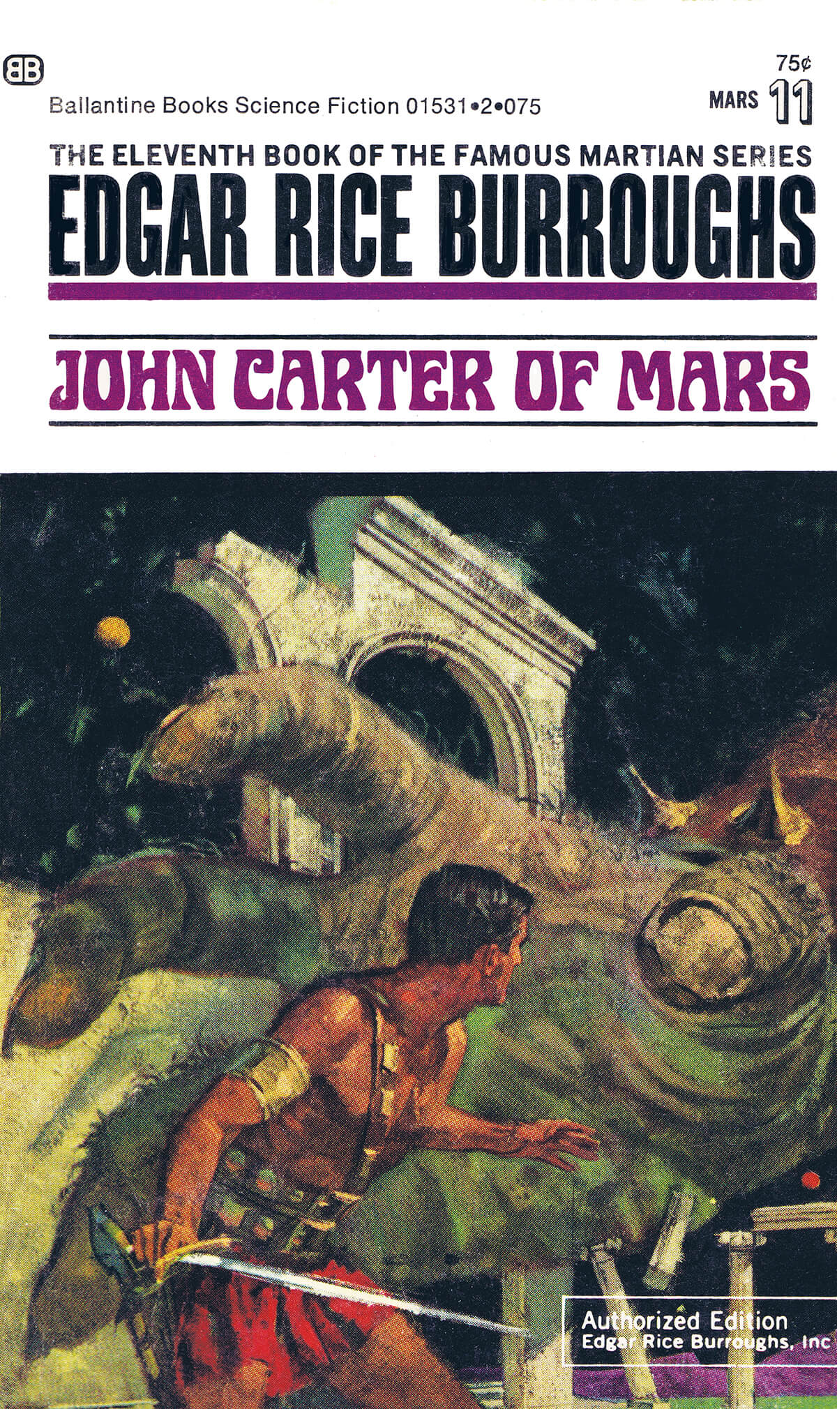 Robert K Abbett Jcom 11 John Carter Of Mars