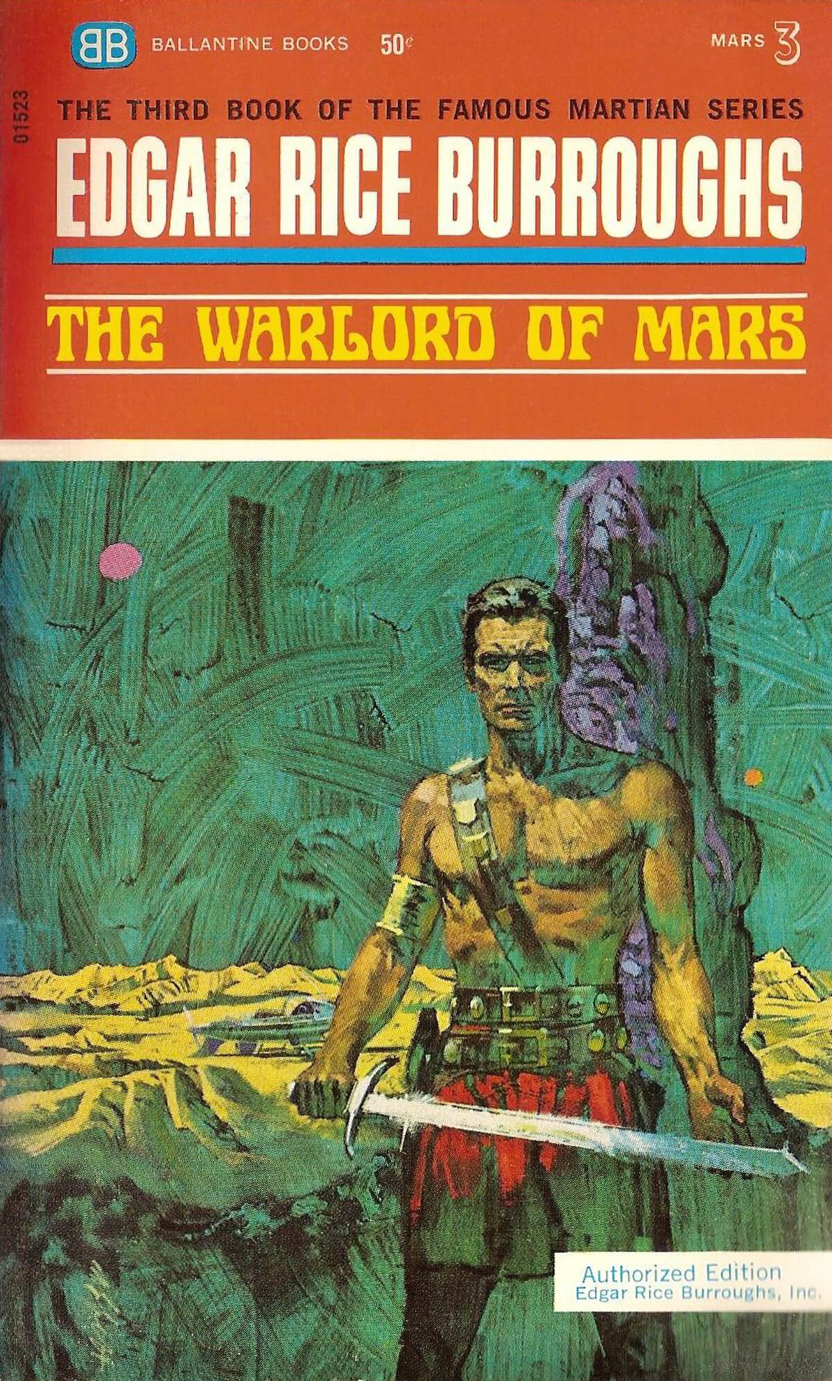 Robert K Abbett Jcom 3 The Warlord Of Mars