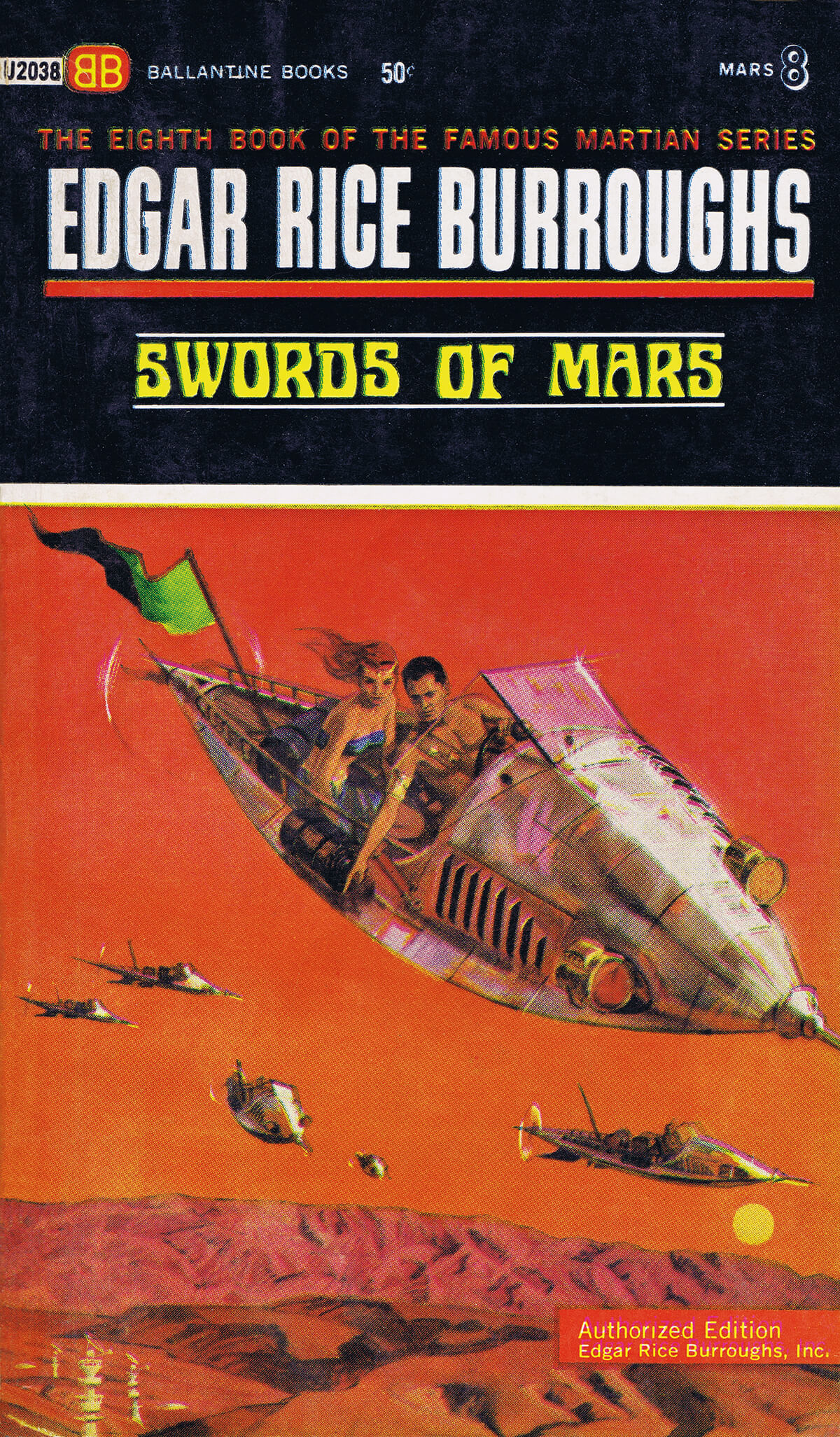 Robert K Abbett Jcom 8 Swords Of Mars