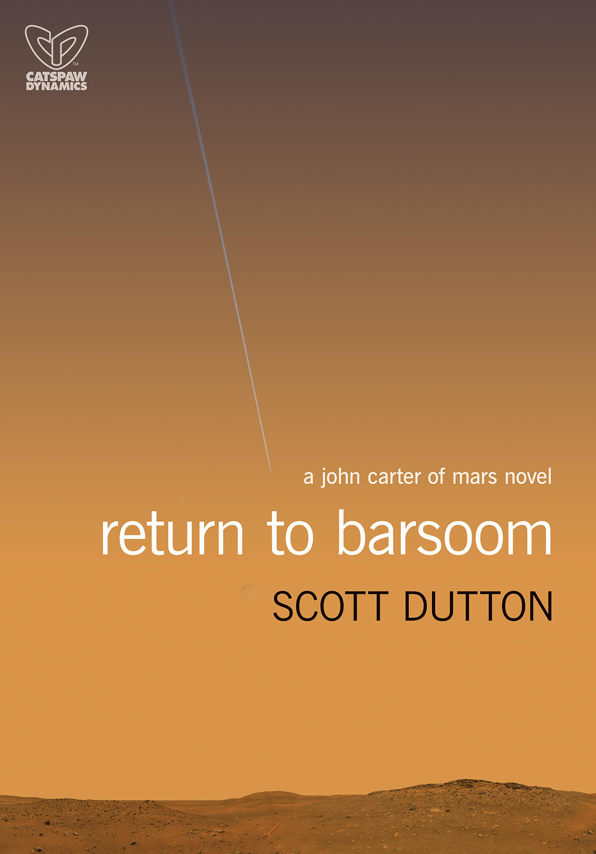 Return to Barsoom by Scott Dutton