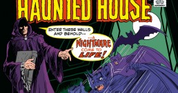 Secrets Of Haunted House 39 Cover OG